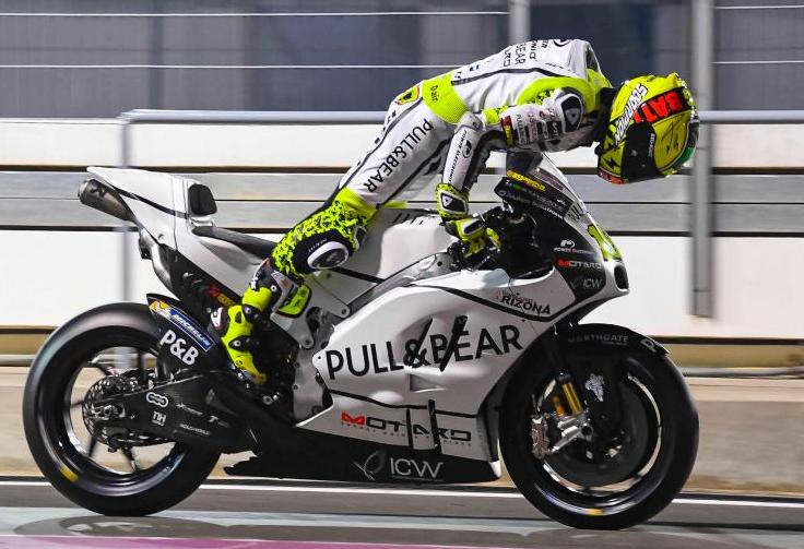 Bautista está que se sale. Foto: MotoGP