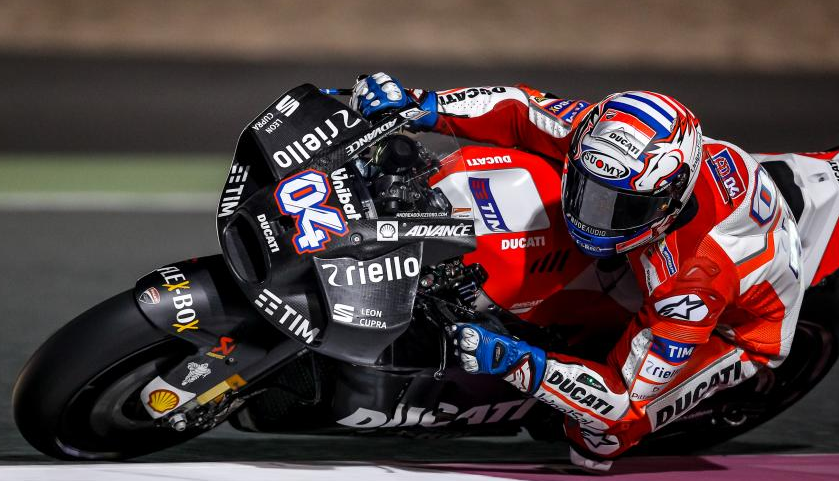 El carenado de marras. Foto: MotoGP