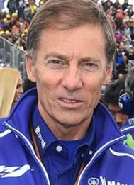 L.J., la alegría de la huerta. Foto: MotoGP