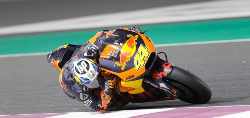 Pol Espargaró progresa adecuadamente. Smith, necesita mejorar. Foto: MotoGP