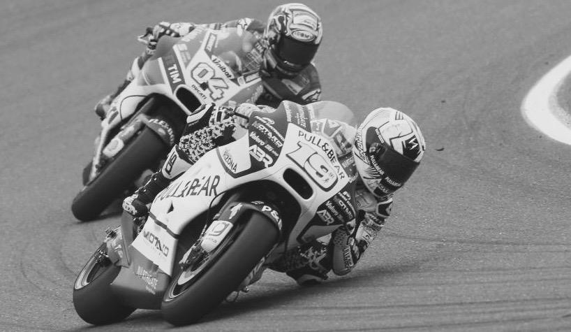 Bautista, primera Ducati. Foto: MotoGP