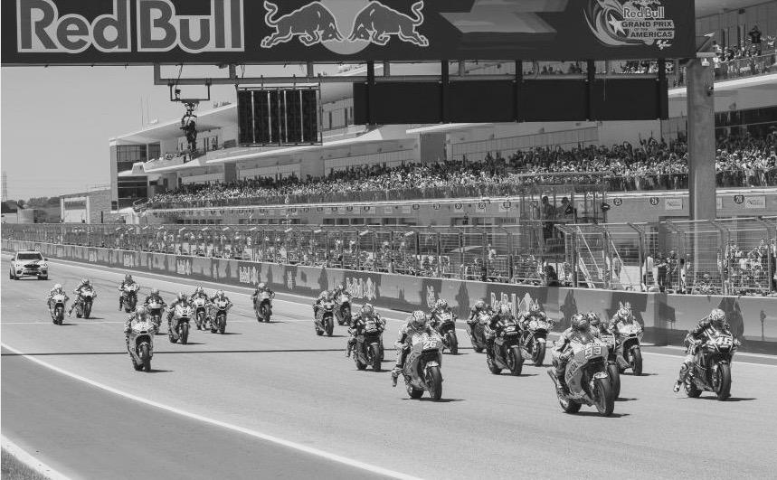 COTA, un circuito espectacular. Foto: MotoGP