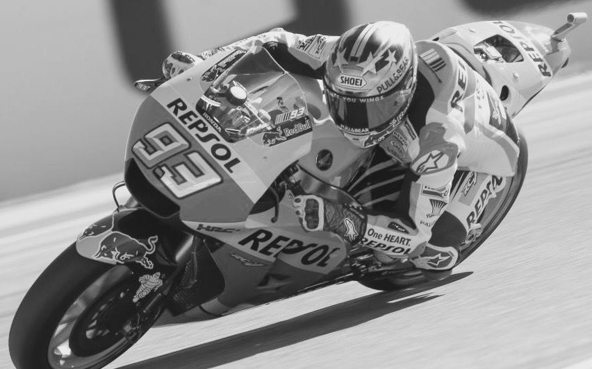 Primera victoria de la temporada para Márquez. Foto: MotoGP