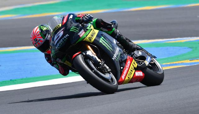 Primeras páginas de gloria de Zarco. Foto: MotoGP