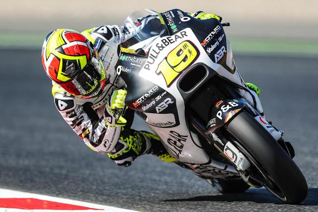 Otra carrera en el top ten para Bautista. Foto: MotoGP