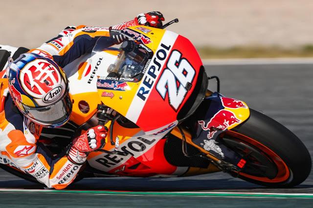 Pedrosa era el favorito para carrera. Foto: MotoGP