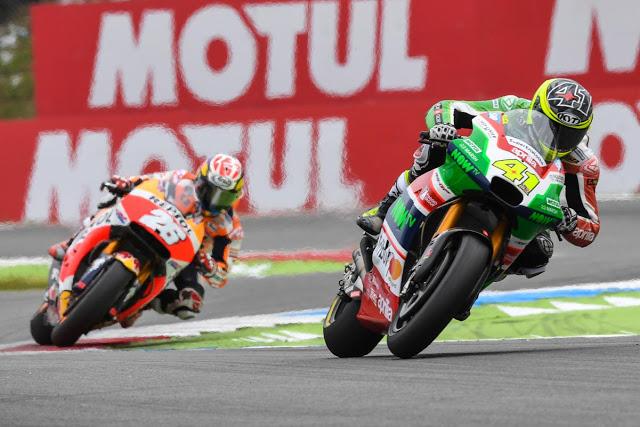 Pedrosa pierde comba en el Mundial más asequible. Foto: MotoGP
