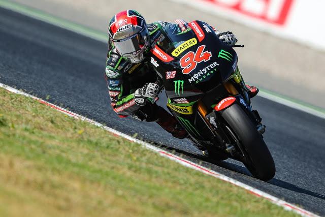 Folger sigue puntuando en todas las carreras. Foto: MotoGP