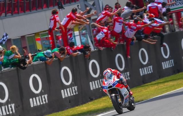 Hoy rascamos bonus! Foto: MotoGP