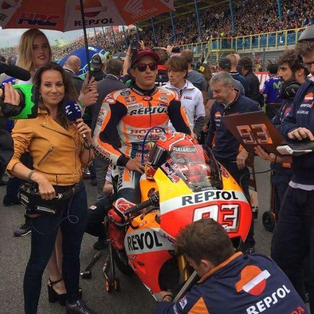 Buen resultado en un Circuito Yamaha. Foto: Álvaro Falcó