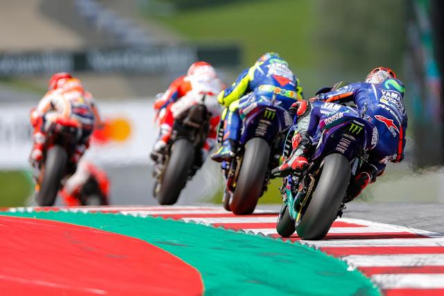 La elección de neumáticos, clave. Foto: MotoGP