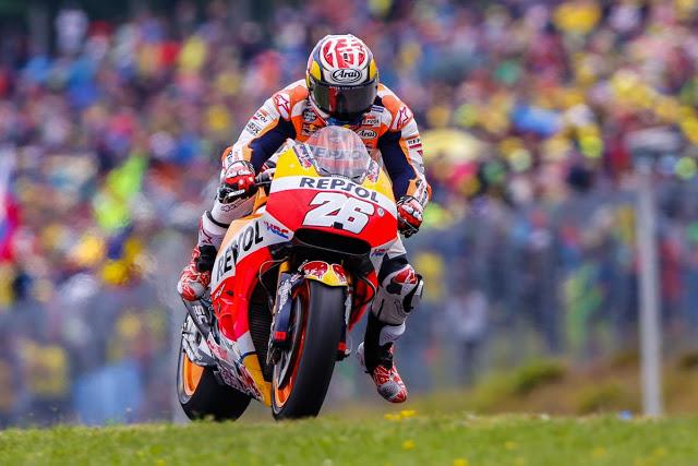 Menos a Márquez, Pedrosa le recorta a todos. Foto: MotoGP
