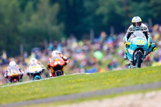 Joan Mir, cuando quiso y como quiso. Foto: MotoGP