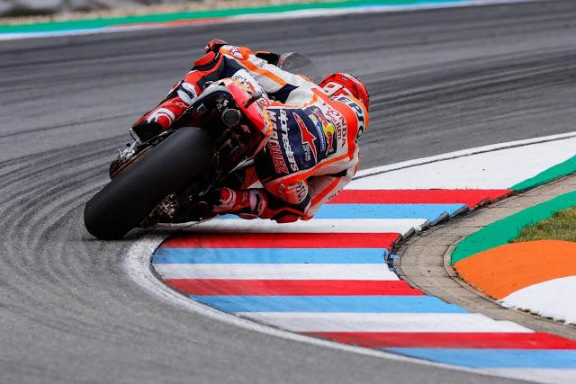 El más listo de la clase. Foto: MotoGP