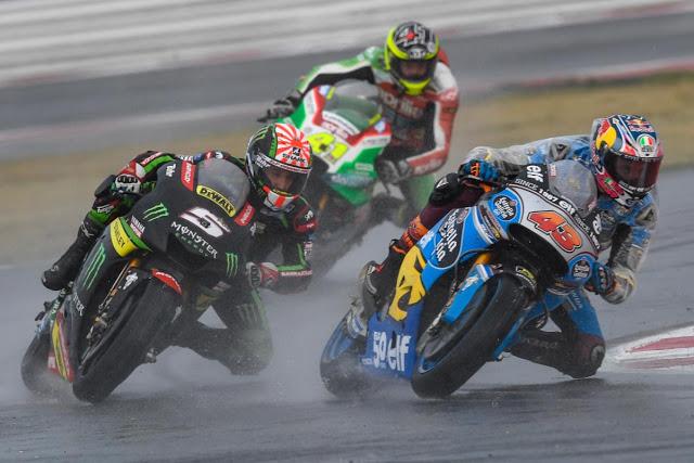 Tanto monta, Miller Zarco. Foto: MotoGP