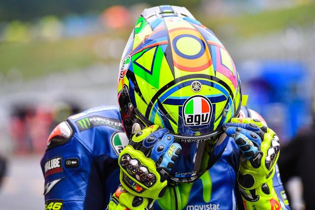 No puedor. Foto: MotoGP