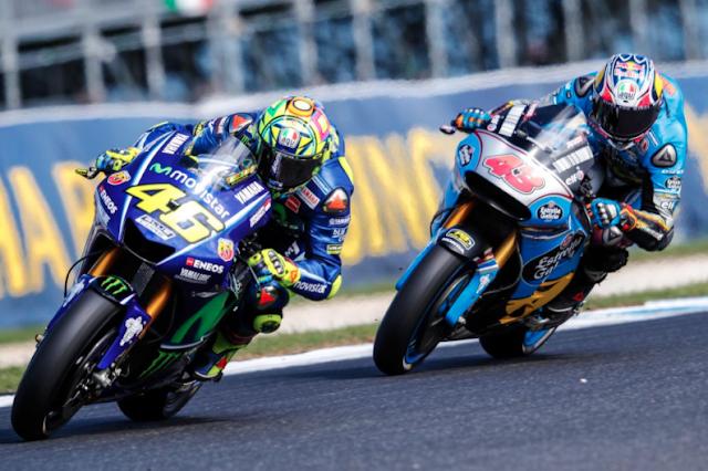 Miller dio guerra toda la carrera. Foto: MotoGP