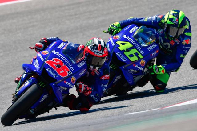 Ahora vienen los circuitos con grip. ¿Bastará contra Márquez? Foto: MotoGP