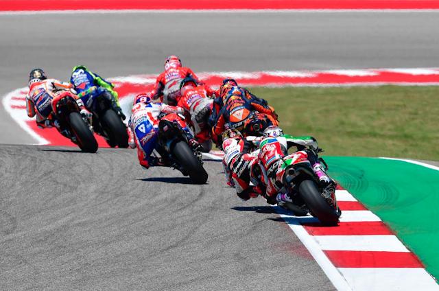 Primer top ten de la temporada para A. Espargaró. Foto: MotoGP