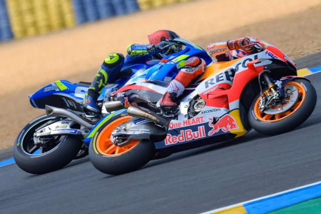 Iannone no pudo repetir una buena actuación. Foto: MotoGP