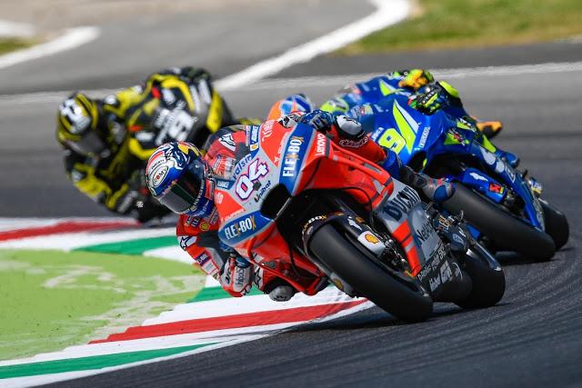 Perdió contra su compañero, pero se llevó 20 puntos. Foto: MotoGP