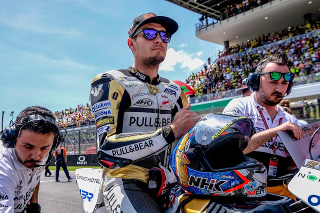 Abraham, imperator de ceros. Foto: MotoGP