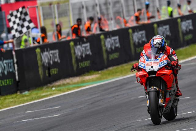 Segunda victoria seguida. Foto: MotoGP