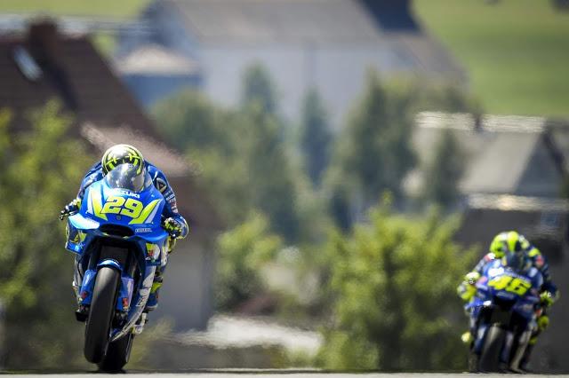 Iannone ya no peta. MotoGP