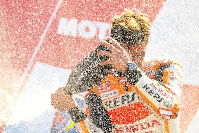 Ganar esta carrera es un puntazo. Foto: MotoGP