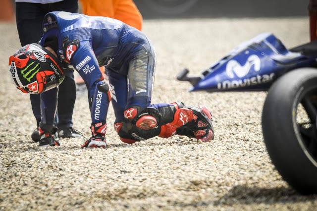 Levántate y anda. MotoGP