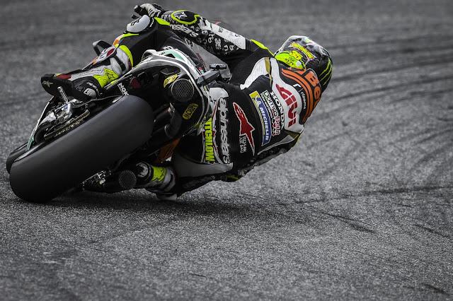 Crutchlow hizo una buena carrera. MotoGP