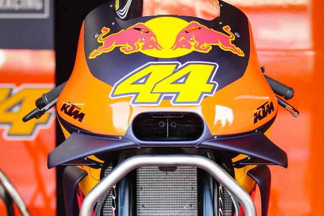 Mala suerte para Pol Espargaró. MotoGP