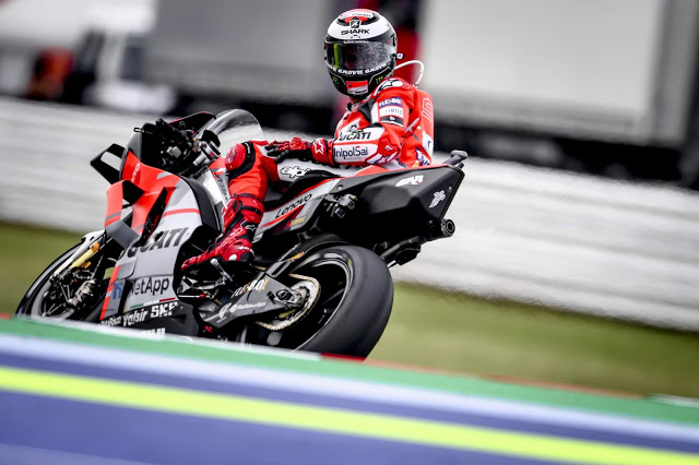 Lorenzo es mucho Lorenzo. MotoGP