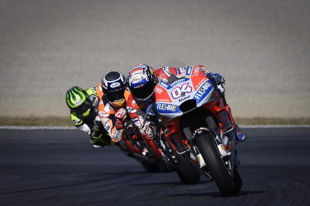 Cucú, trastrás. MotoGP