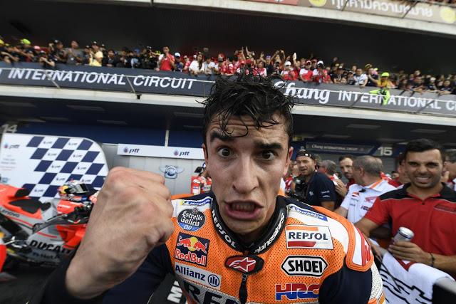Piedra, papel o tijera. MotoGP