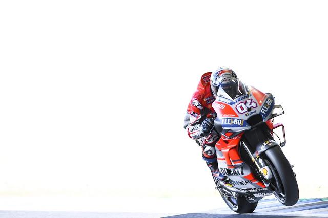 Dovizioso parecía el favorito. En verdad no lo era. MotoGP