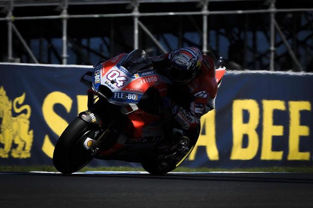 El tapado del finde. MotoGP