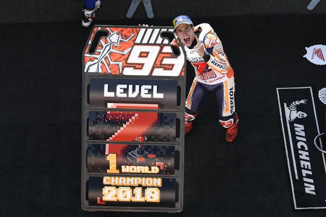 Level 7, ¿en cuál se apea usted? MotoGP
