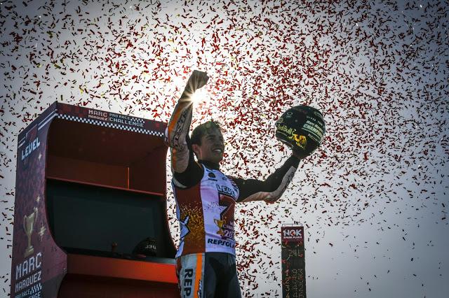 Marc Márquez, Campeón del Mundo por 7ª vez. MotoGP
