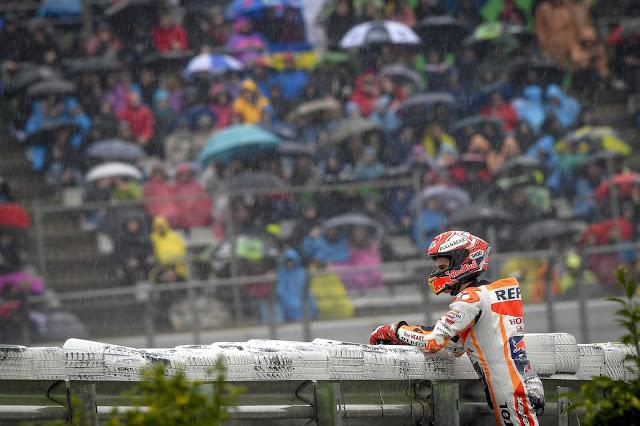 Se acabó la función. MotoGP