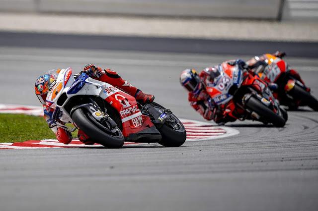 Miller aristócrata: de más, a menos. MotoGP