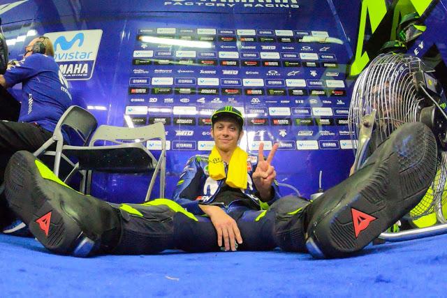 El que tuvo, retuvo. MotoGP