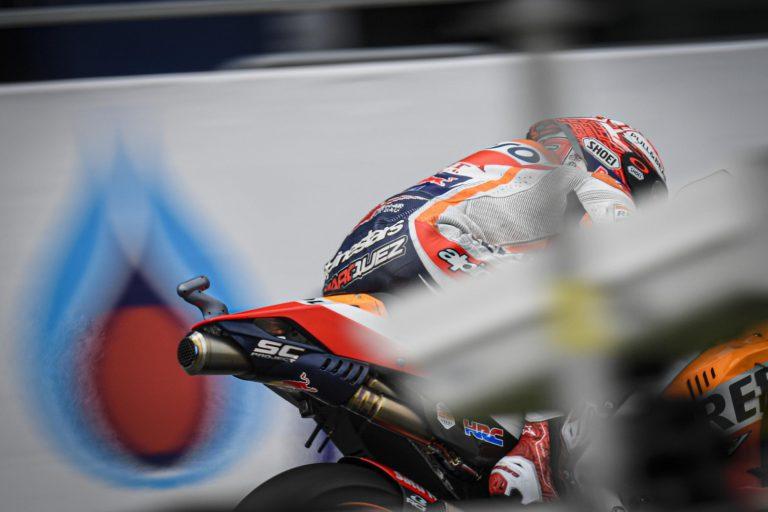 GP de Tailandia 2019: Con ocho no basta, Mino