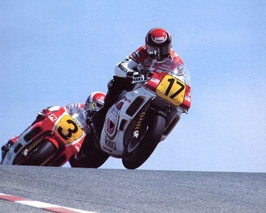 Wayne Rainey en 10 minutos
