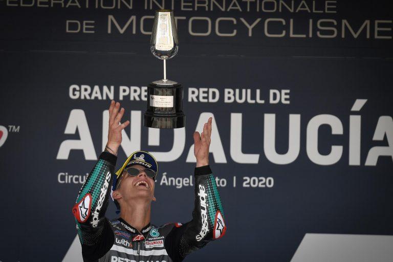GP de Andalucía 2020: La extraña nueva realidad