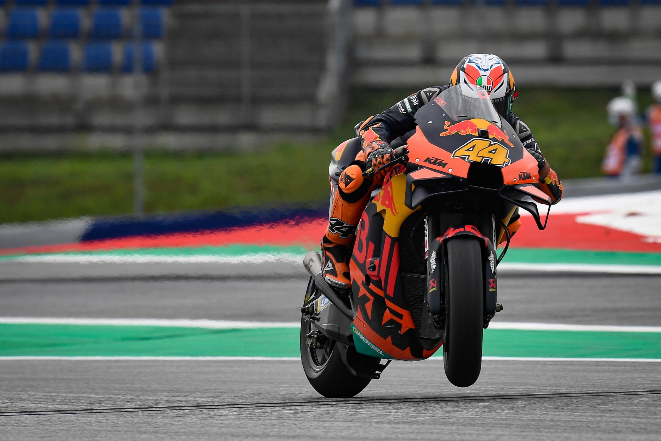 Buenas sensaciones, mal resultado Foto: MotoGP