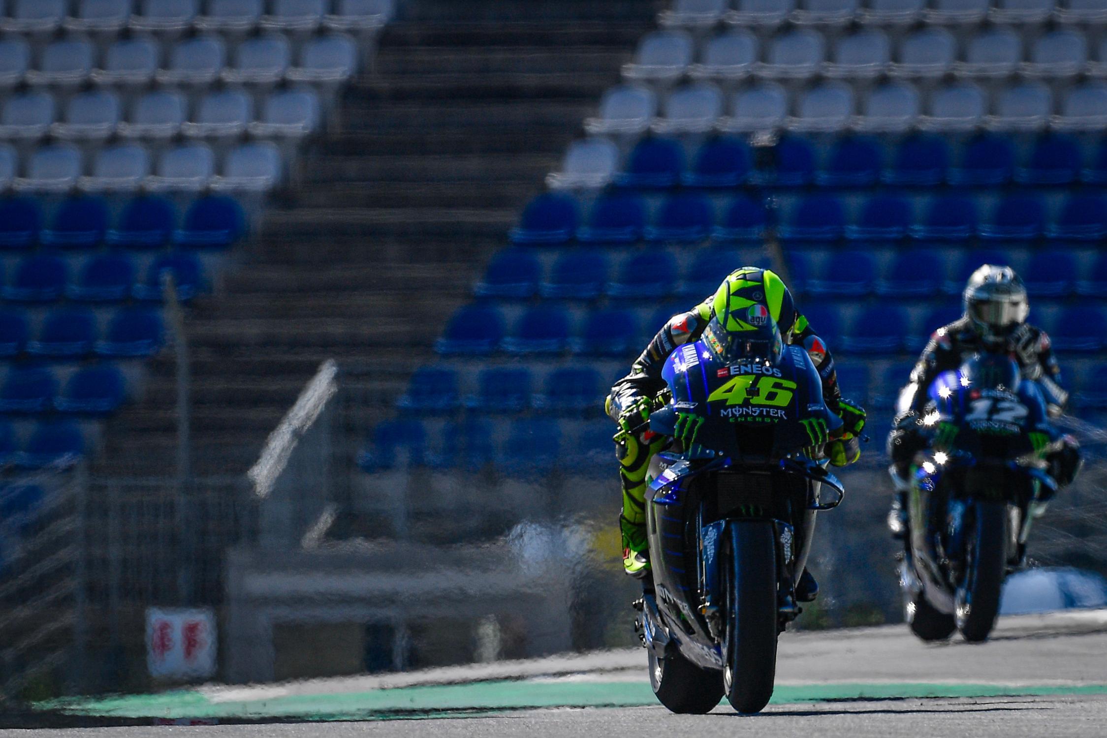 La mejor Yamaha fue Rossi