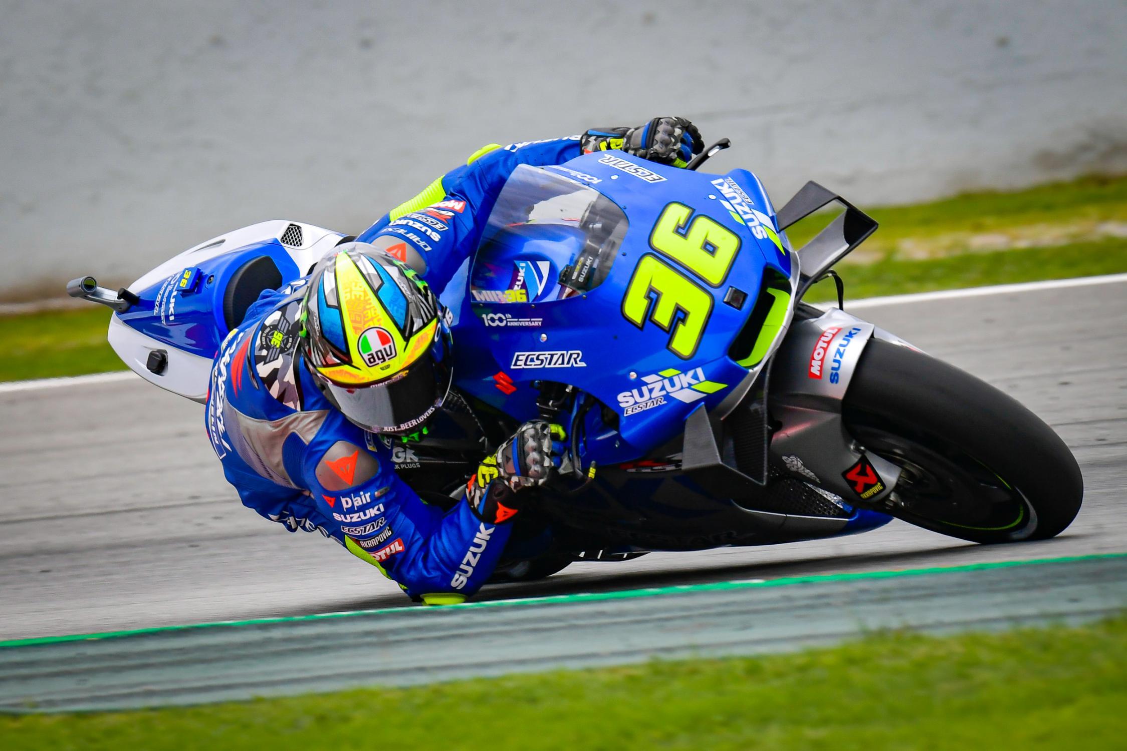 Mir se perfila como el favorito. Foto: MotoGP
