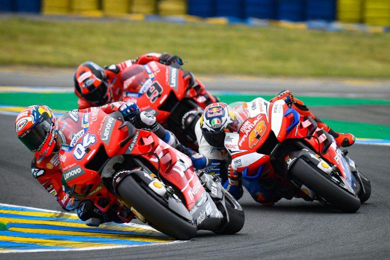 Pronóstico de Moto GP para el GP de Francia 2020