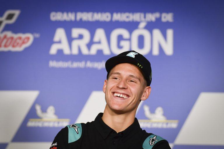 Pronóstico de MotoGP para el GP de Aragón 2020